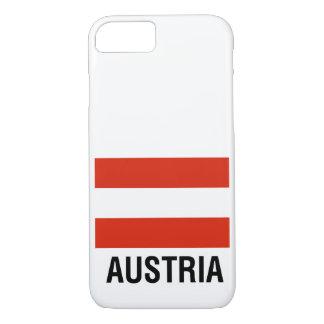 FLAG of AUSTRIA iPhone 7 Case