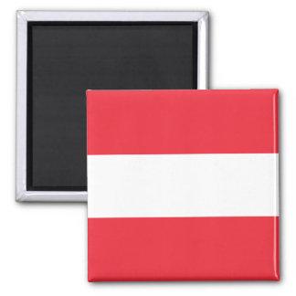Flag of Austria Magnet