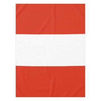 Flag of Austria Tablecloth