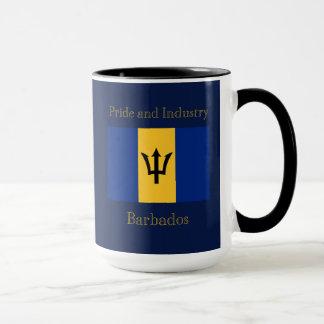 Flag of Barbados Mug