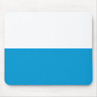 Flag of Bavaria Mouse Pad