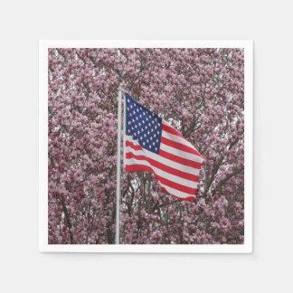 Flag Of Beauty Napkin