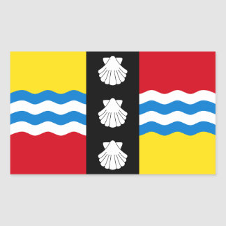 Flag of Bedfordshire Sticker