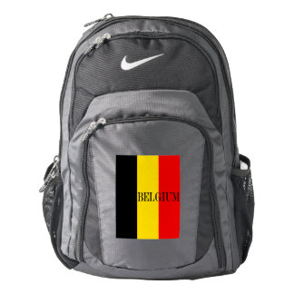 Flag of Belgium Backpack