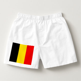 Flag of Belgium Boxers