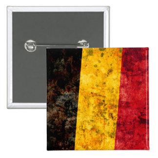 Flag of Belgium Buttons
