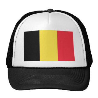 Flag_of_Belgium_(civil) Trucker Hat