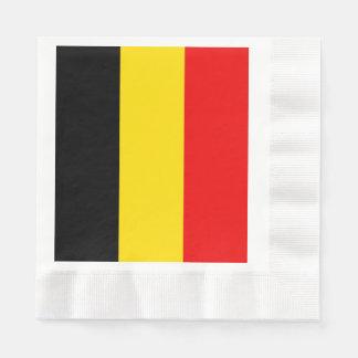 Flag of Belgium Napkin