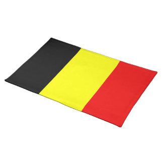 Flag of Belgium Placemat