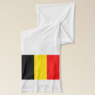 Flag of Belgium Scarf