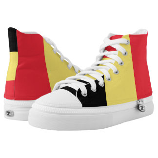 Flag of Belgium Shoes