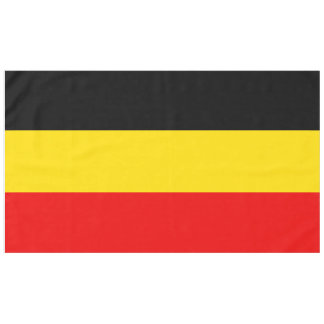 Flag of Belgium Tablecloth