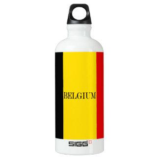 Flag of Belgium Water Bottle