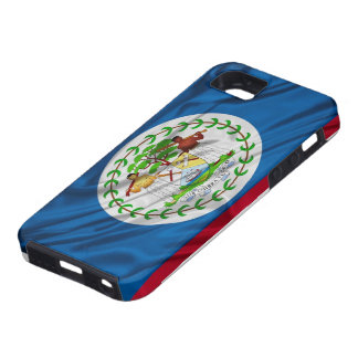 Flag of Belize iPhone 5 Case
