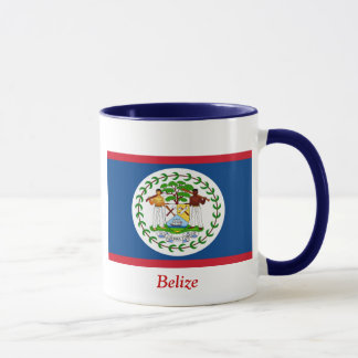 Flag of Belize Mug