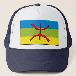 flag of Berbere or Amazigh Trucker Hat