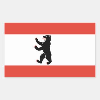 Flag of Berlin Sticker