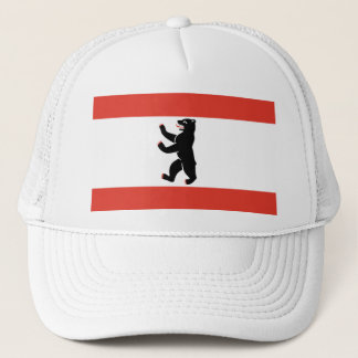 Flag of Berlin Trucker Hat