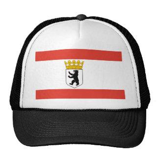 Flag_of_Berlin_ Trucker Hat