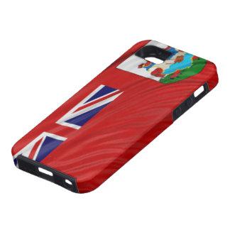 Flag of Bermuda iPhone 5 Case