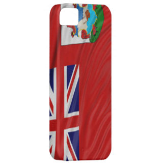 Flag of Bermuda iPhone 5 Case-Mate Barely There iPhone 5 Cases