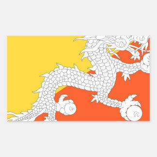Flag of Bhutan - ཧྥ་རན་ས་ཀྱི་དར་ཆ - ཧྥ་རན་ས་ཀྱི་དར