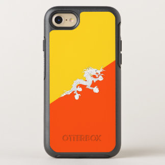Flag of Bhutan OtterBox iPhone Case