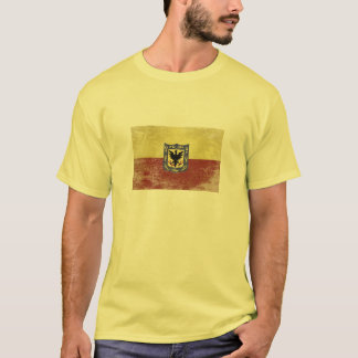 Flag of Bogota Colombia T-Shirt
