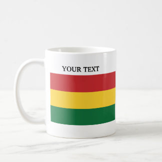 Flag of Bolivia Coffee Mug