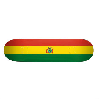 Flag of Bolivia Skateboard Deck