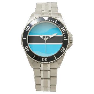 Flag of Botswana Watch