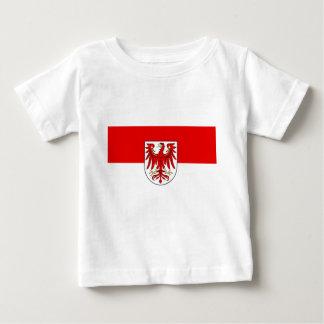 Flag_of_Brandenburg Baby T-Shirt