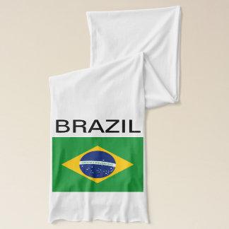 Flag of Brazil Bandeira do Brasil Scarf
