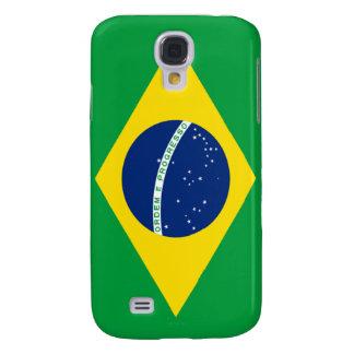 Flag of Brazil Samsung Galaxy S4 Case