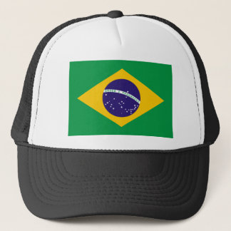 Flag of Brazil Hat