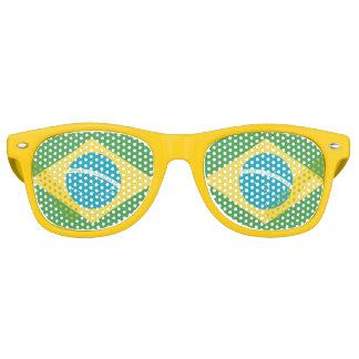 Flag of Brazil Sunglasses