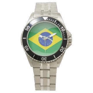 Flag of Brazil Watch