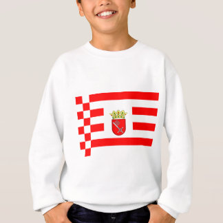 Flag_of_Bremen Sweatshirt