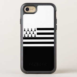 Flag of Brittany OtterBox iPhone Case