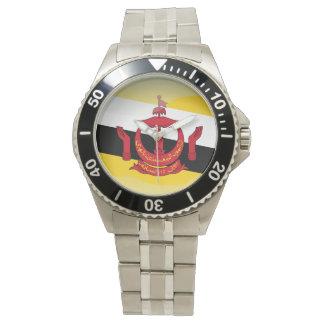 Flag of Brunei Watch