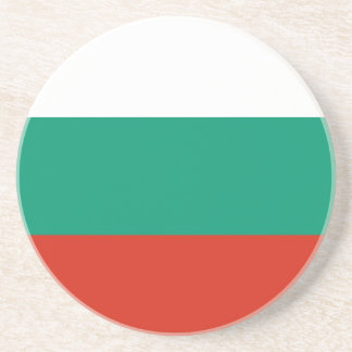 Flag of Bulgaria Bulgarian Flag знаме на България Coaster