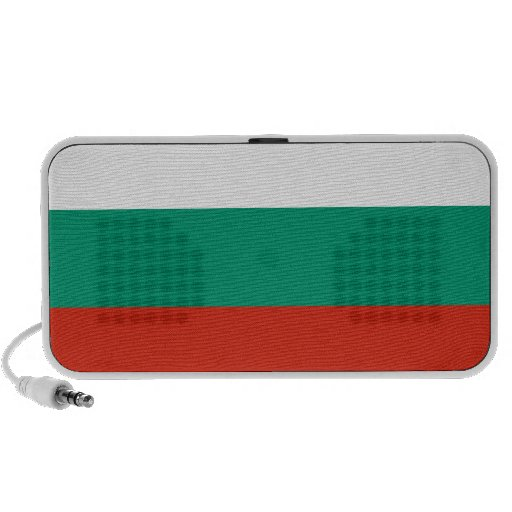 Flag of Bulgaria OrigAudio™ Doodle speaker