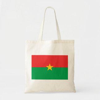 Flag of Burkina Faso - Drapeau du Burkina Faso