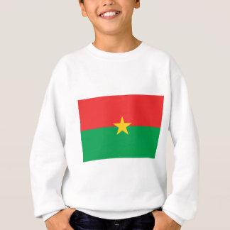 Flag of Burkina Faso - Drapeau du Burkina Faso Sweatshirt