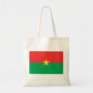 Flag of Burkina Faso - Drapeau du Burkina Faso Tote Bag