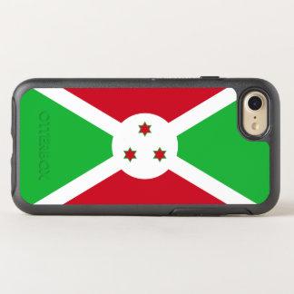 Flag of Burundi Otterbox iPhone Case