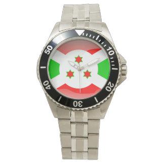 Flag of Burundi Watch