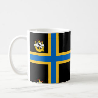 Flag of Caithness Coffee Mug