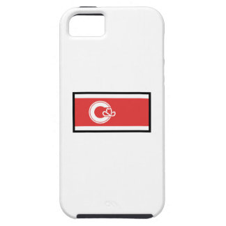 FLAG OF CALGARY ALBERTA CASE FOR THE iPhone 5