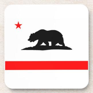 Flag of California Coasters